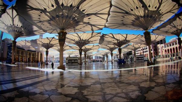 Saudi Arabia Square Umbrellas 13744 602x339